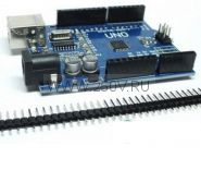 A05-Контроллер Arduino UNO R3 с микропроцессором USB